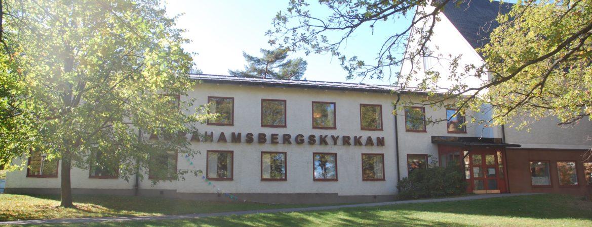 Välkommen till Abrahamsbergskyrkan
