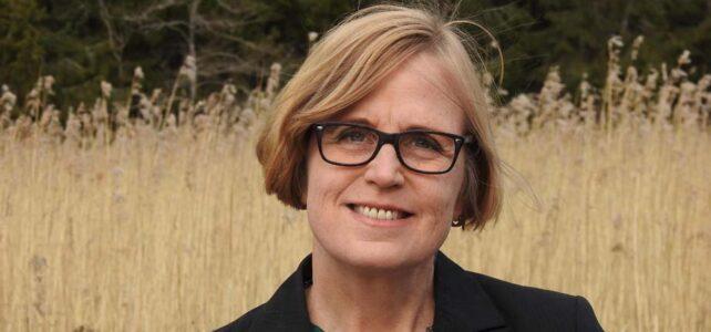 Möt Lena Ingelstam, ny generalsekreterare för Diakonia